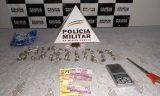 Carlos Chagas: PM prende traficantes e apreende drogas